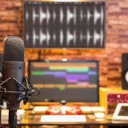 ציוד הקלטה ושידור